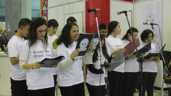 Engelli Öğrenciler MÜSİAD'ı çok sevdi