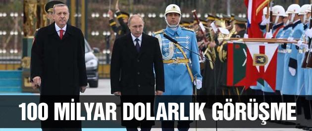 Putin Türkiye ziyareti son dakika gelişmeleri