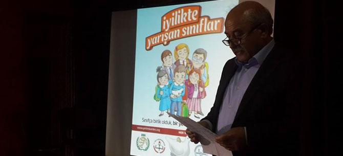 Mustafa Kır: Deneme Lisesi Yetimlere Sahip Çıktı