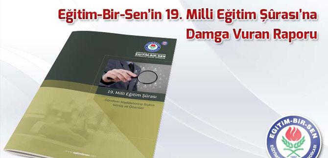 19. Milli Eğitim Şûrası'nda EBS Damgası