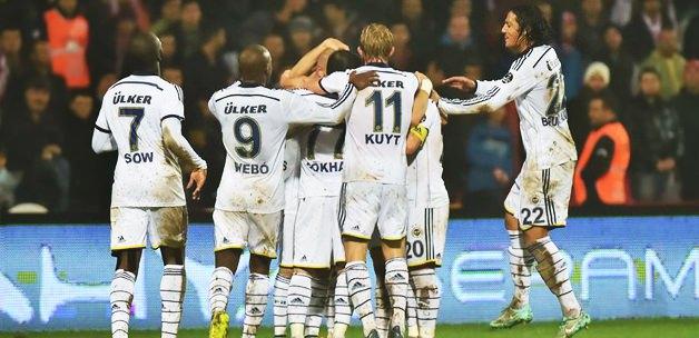 Fenerbahçe'ye Balıkesir'de tek gol yetti!