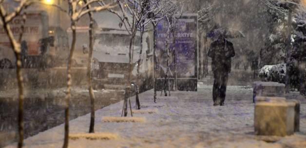 Ankara hava durumu kar yağışı bitti mi?