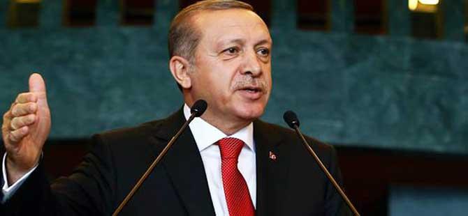 Erdoğan: Oralar ahır olarak kullanıldı