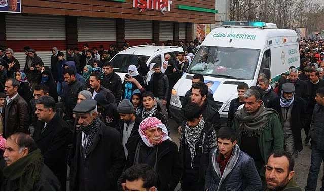 Cizre'de 12 Yaşında Çocuk Vurularak Öldürüldü!
