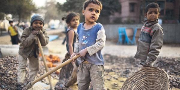 Okula gitmeyenler çocuk işçi oluyor!