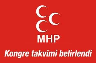 MHP Olağan Kongresi için tarih belirlendi