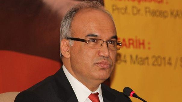 KYK Genel Müdürü Recep Kaymakcan istifa etti