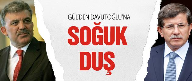 Abdullah Gül'den güvenlik paketi çıkışı