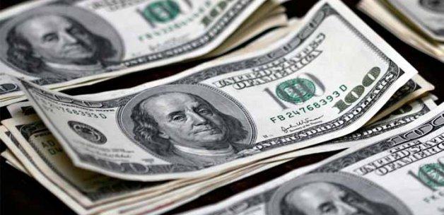 Dolar 2.6870 ile tarihi zirvede (Dolar ne kadar oldu?)