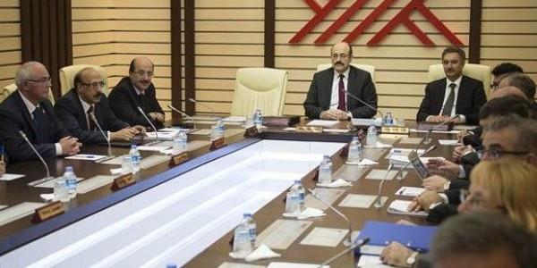 Rektör adayları belirlendi