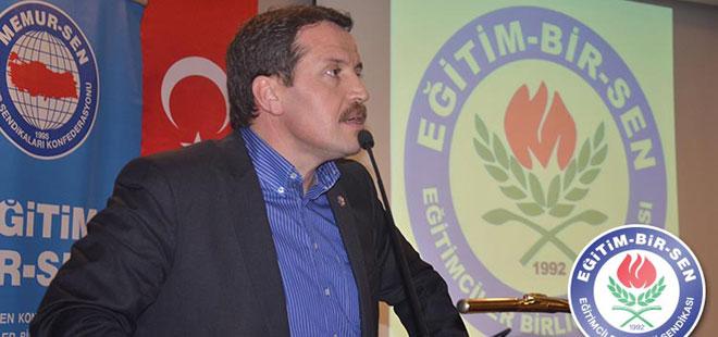 Ali Yalçın'dan Öğretmene Ek Tazminat Talebi