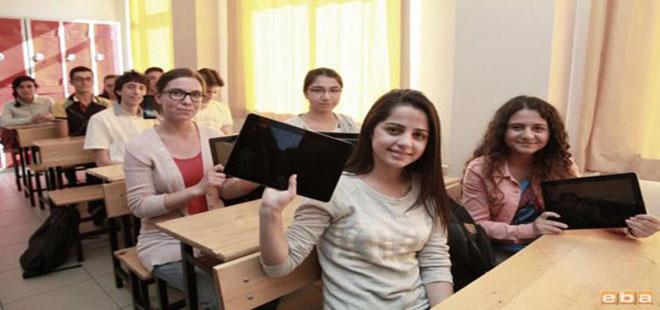 700 bin öğrenci ve öğretmene tablet verilecek