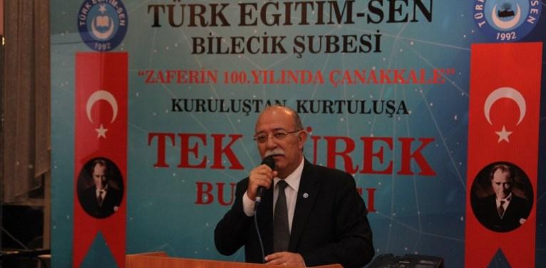 """Koncuk: """"Ne Mutlu Türküm Diyene"""""""
