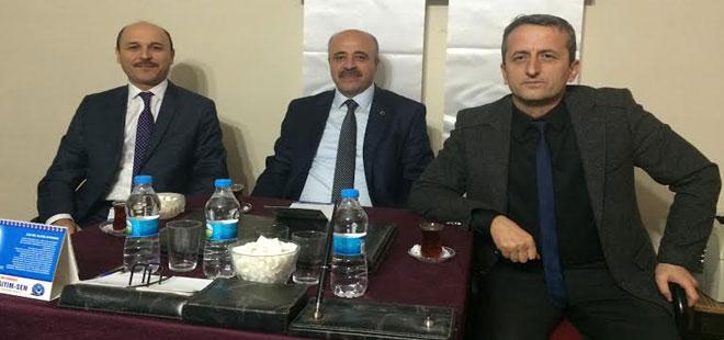 Türk Eğitim-Sen Yöneticileri Sinop İl İstişare Toplantısı Yapıldı