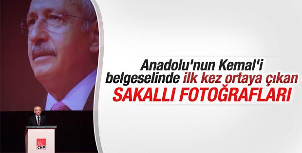 Kılıçdaroğlu'nun sakallı fotoğrafları