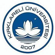Kırklareli Üniversitesi Öğretim Üyesi alım ilanı