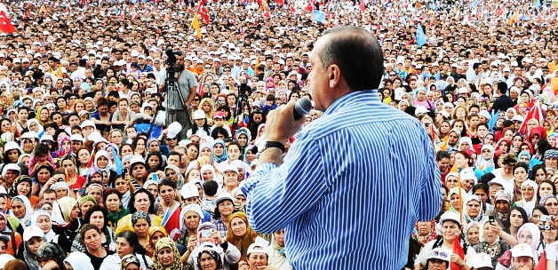 Erdoğan, mitinglerini iptal etti