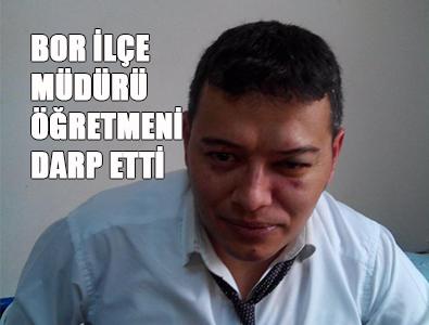 Valisi Azarlar Milli Eğitim Müdürü Dayak Atar