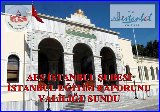 AES İstanbul Vali Yardımcısı İle Görüştü
