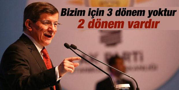 Başbakan Davutoğlu 24. dönem milletvekilleriyle buluştu