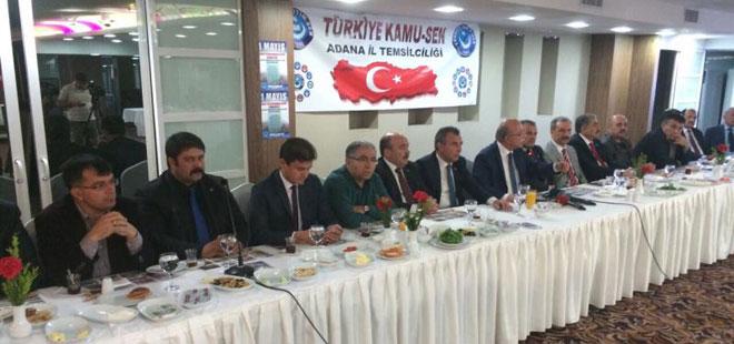 1 Mayıs Kutlamaları Adana'da Yapılacak