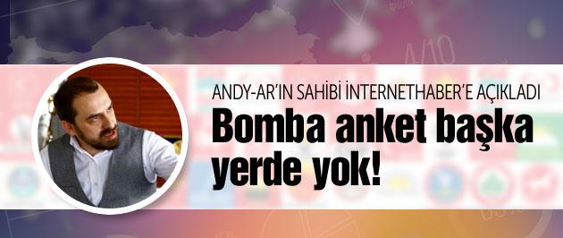 Andy-Ar seçim anketinde bomba sonuçlar