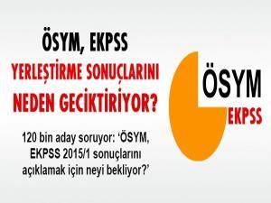 EKPSS yerleştirme sonuçları için 10 Mayıs mı bekleniyor?