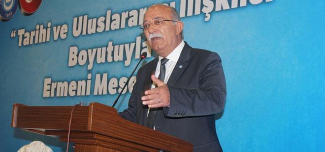 Türk Eğitim-Sen'den Ermeni Meselesi Paneli