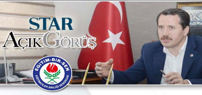 Ali Yalçın'dan KPSS Tepkisi