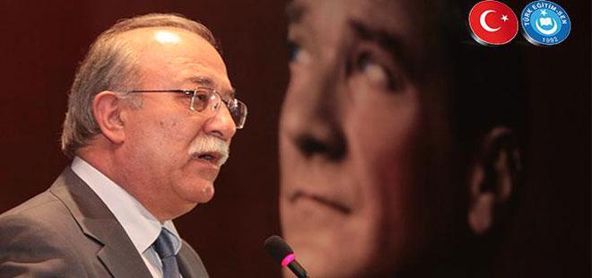 Genel Başkan Koncuk, Başbakanlık'ta Toplantıya Katıldı