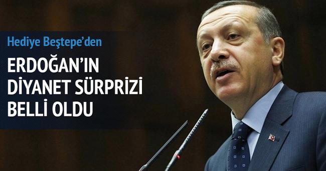 'Erdoğan'ın Diyanet sürprizi belli oldu' iddiası