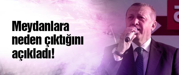 Erdoğan'dan Kürtler'e HDP uyarısı!
