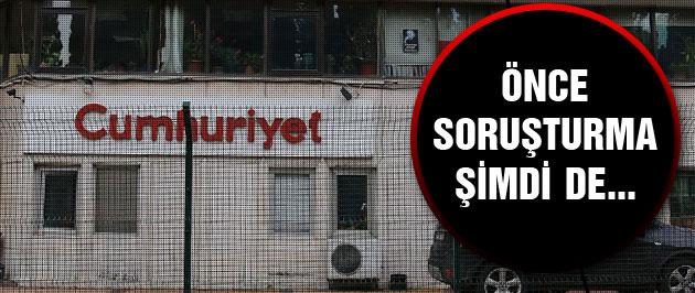 Cumhuriyet gazetesi son dakika terör soruşturması