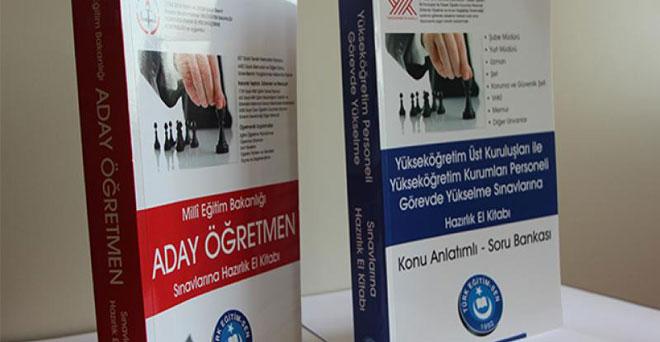 Türk Eğitim-Sen'den Aday Öğretmen ve YÖK Görevde Yükselme Kitabı