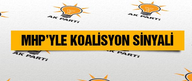Taner Yıldız'dan MHP'yle koalisyon sinyali