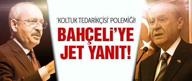Kılıçdaroğlu'ndan Bahçeli'ye 'koltuk tedarikçisi' yanıtı!