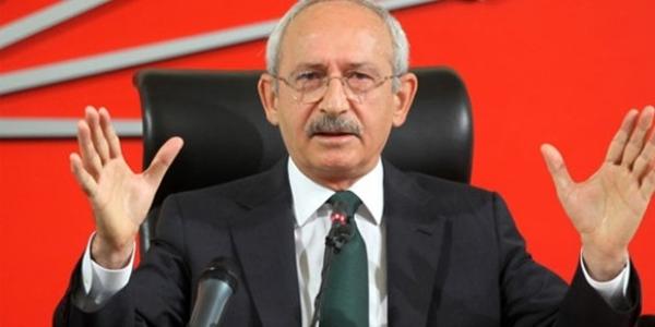 Kılıçdaroğlu'ndan Yenikapı mitingine tepki