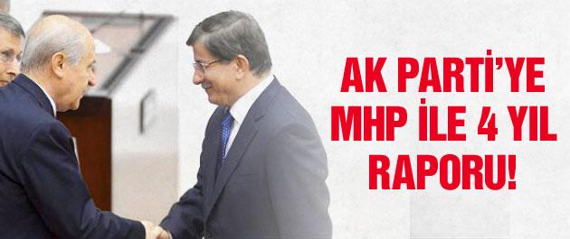 AK Parti'nin MHP komisyonundan bomba rapor!