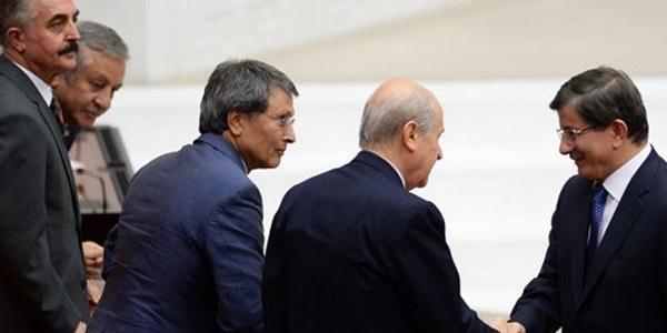 MHP'den AK Parti'ye cevap