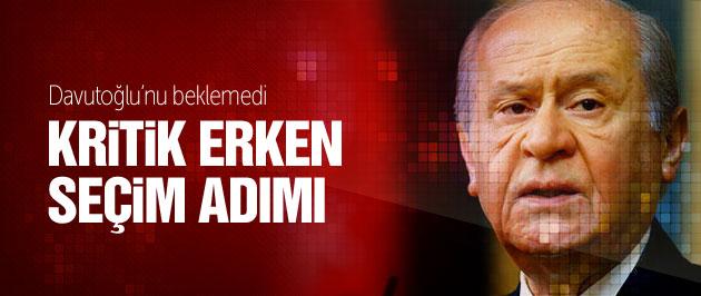 Bahçeli erken seçim için Anadolu turuna başlıyor!