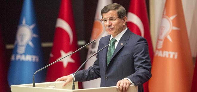 Davutoğlu açıkladı MHP'yle devam edeceğiz