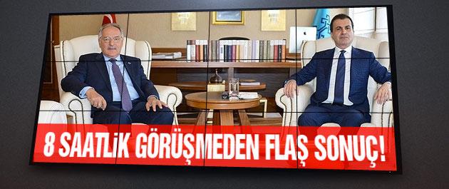 AK Parti-CHP koalisyon görüşmesinden flaş sonuç!
