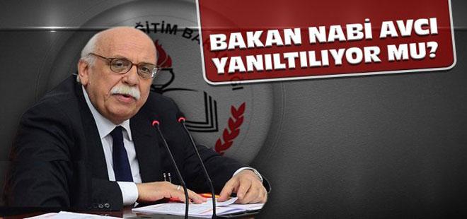 Nabi Avcı mahkeme kararlarını bilmiyor mu?