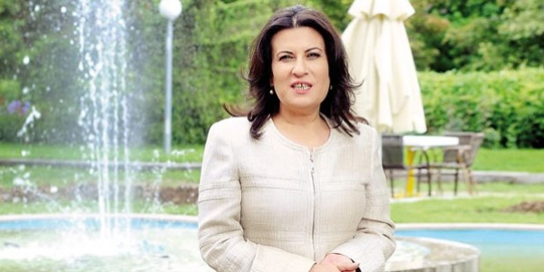 Nimet Baş: Onlar AKP'li biz AK Partiliyiz