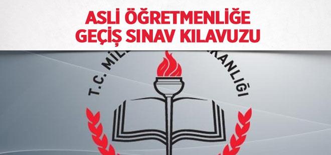 Aday Öğretmen Sınav Kılavuzu 2015 - Sınav Tarihi ve Konuları Belli Oldu