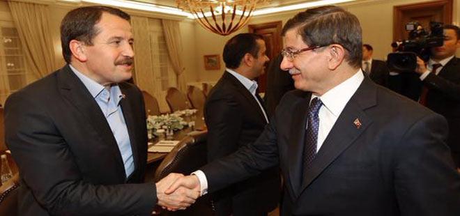 Memur-Sen Yönetimi Davutoğlu ile Görüştü