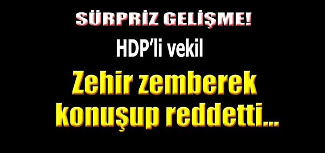 HDP'li Levent Tüzel'den flaş bakanlık teklifi kararı