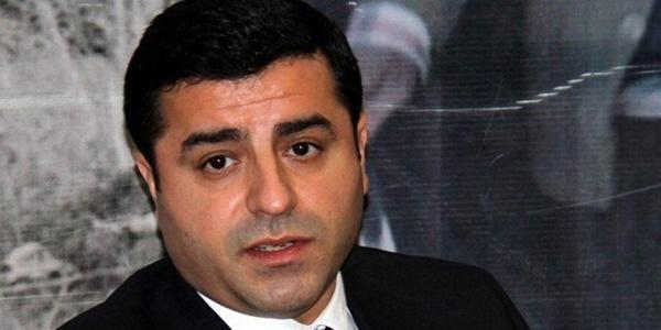 Selahattin Demirtaş: PKK bizi temsil etmiyor