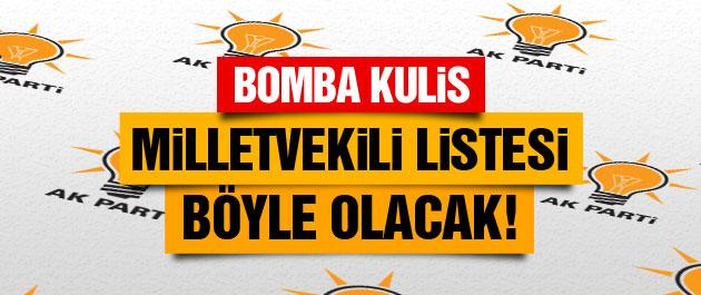 AK Parti milletvekili listeleri nasıl olacak?
