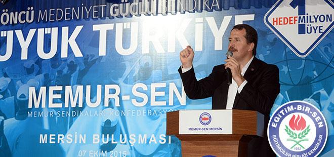 Eğitim-Bir-Sen Türkiye Buluşması